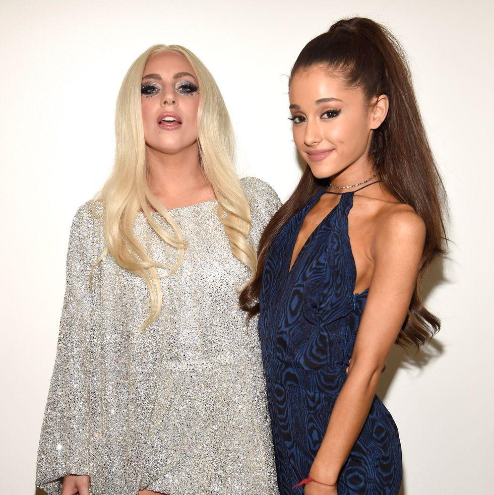Lady Gaga et Grande
