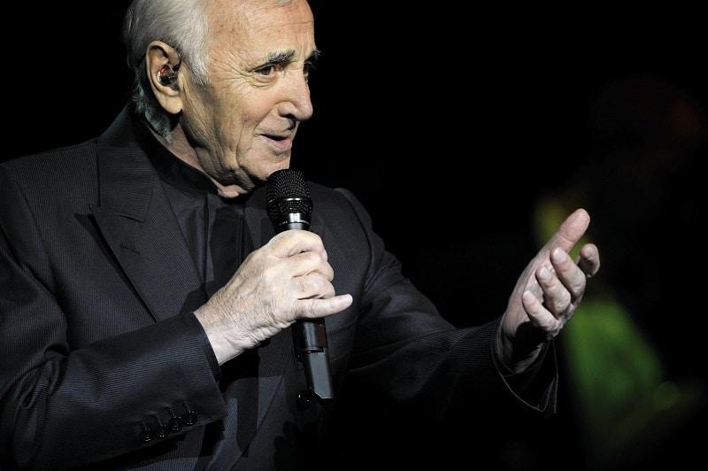 Qui écrivait pour Aznavour