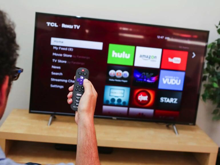 smart IP sur TV